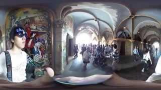 東京ディズニーランド散歩 10月9日 VR動画【カモさんチャンネル】 Tokyo Dis