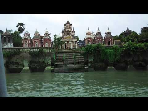 Water Transport : Belur Math to Dakshineswar Journey via Boat