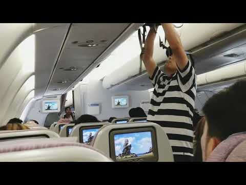 Taiwan calling review China airlines