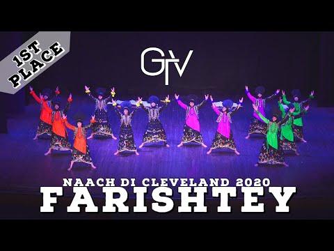 Farishtey - First Place @ Naach Di Cleveland 2020