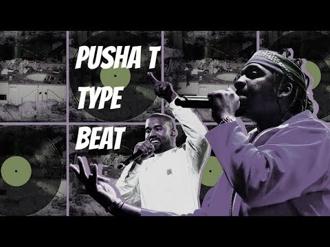 Pusha T x Kanye West - Daytona type beat 2018 [Free Download ] Noireox - Push