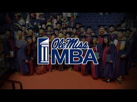 University of Mississippi MBA Program