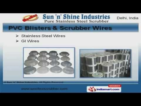 Kitchen Cleaning Items  by Sun 'n' Shine Industries, Delhi