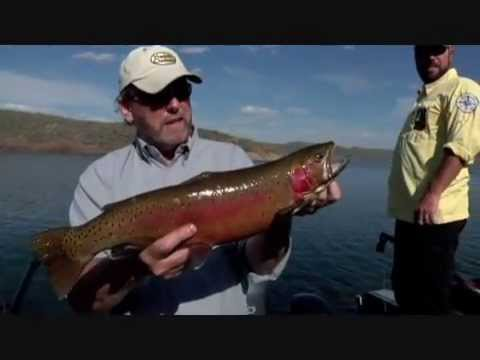 Wild Fish Wild Places - Fishing at Wildhorse