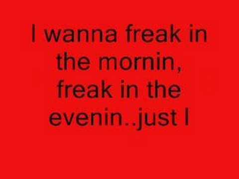 Sugababes-Freak Like Me