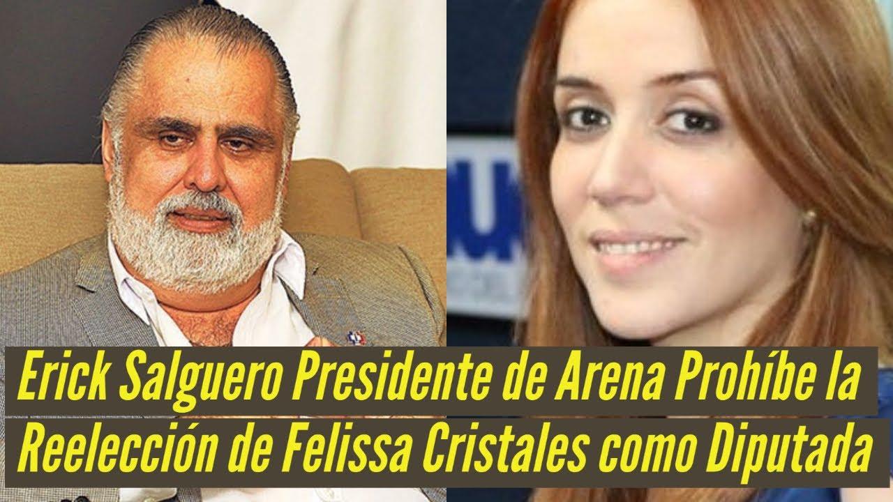 Arena Prohíbe a Felissa Cristales Reelección como Diputada en El Salvador, Felissa Responde