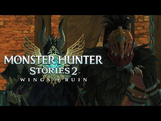 Monster Hunter Stories 2 - Trailer #3 [Direct Feed]