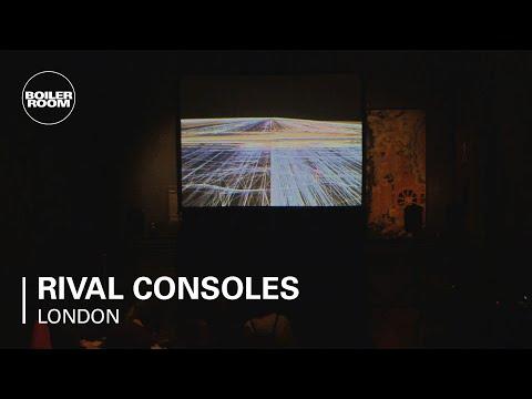 Rival Consoles V&A Museum x Boiler Room Live AV Set