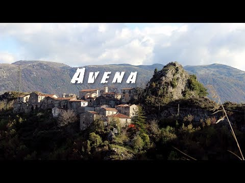 Заброшенный город Avena
