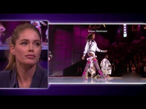 'Ik ben de oma van de Victoria's Secret-modellen' - RTL LATE NIGHT