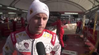 Sébastien Loeb and Kris Meeke attack! - Citroën Racing 2015