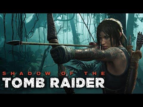 Shadow Of The Tomb Raider | Demo | Лара Крофт ► Прохождение демо версии