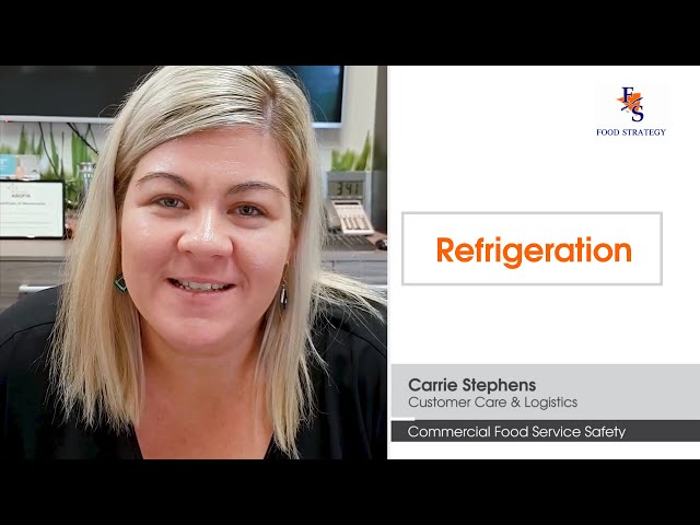Foodservice Safety Design Tips - Refrigeration | Commercial Kitchen Design | Food Strategy