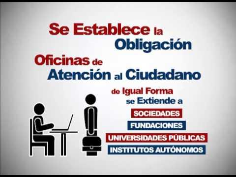 Obligaci n de crear oficinas de atenci n al ciudadano for Oficina de atencion al ciudadano
