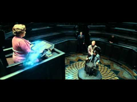Harry Potter and the Deathly Hallows part 1 - Harry attacks Dolores Umbridge (HD)