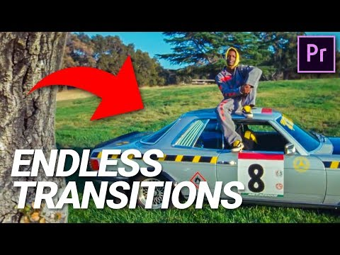 download INFINITE TRANSITION by A$AP Rocky 'Kids Turned Out Fine' - Premiere Pro Tutorial