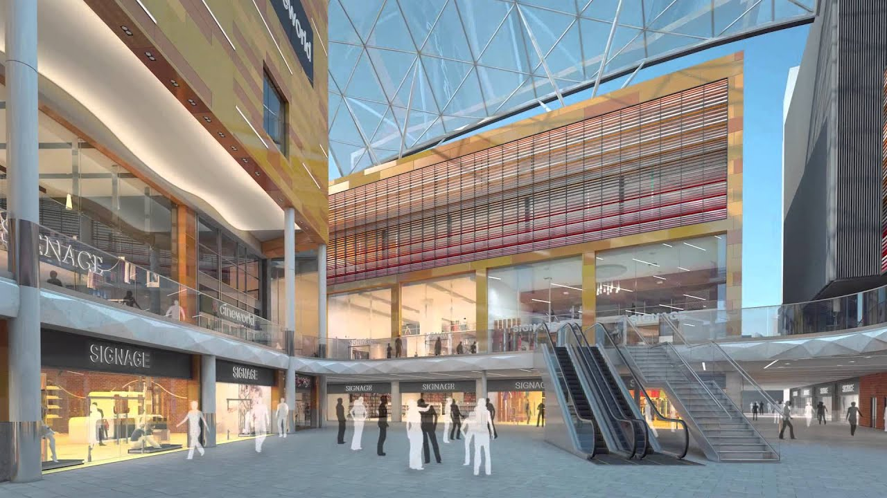 The Future Of Intu Watford Redevelopment Plans Youtube