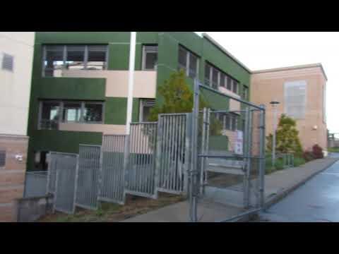 El Cerrito High School Eerie Walk