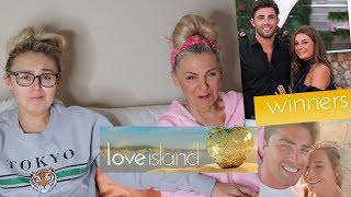 REACTING TO THE LOVE ISLAND FINALE 2018 #JANI