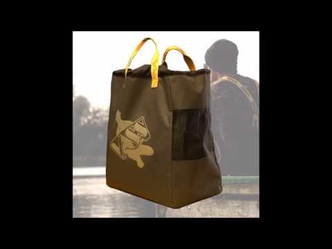Vass Wader Storage Bag Demo