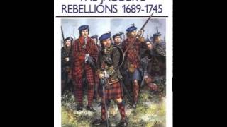 History Book Review: The Jacobite Rebellions 1689-1745 (Men-at-Arms) by Michael Barthorp, Gerry E...