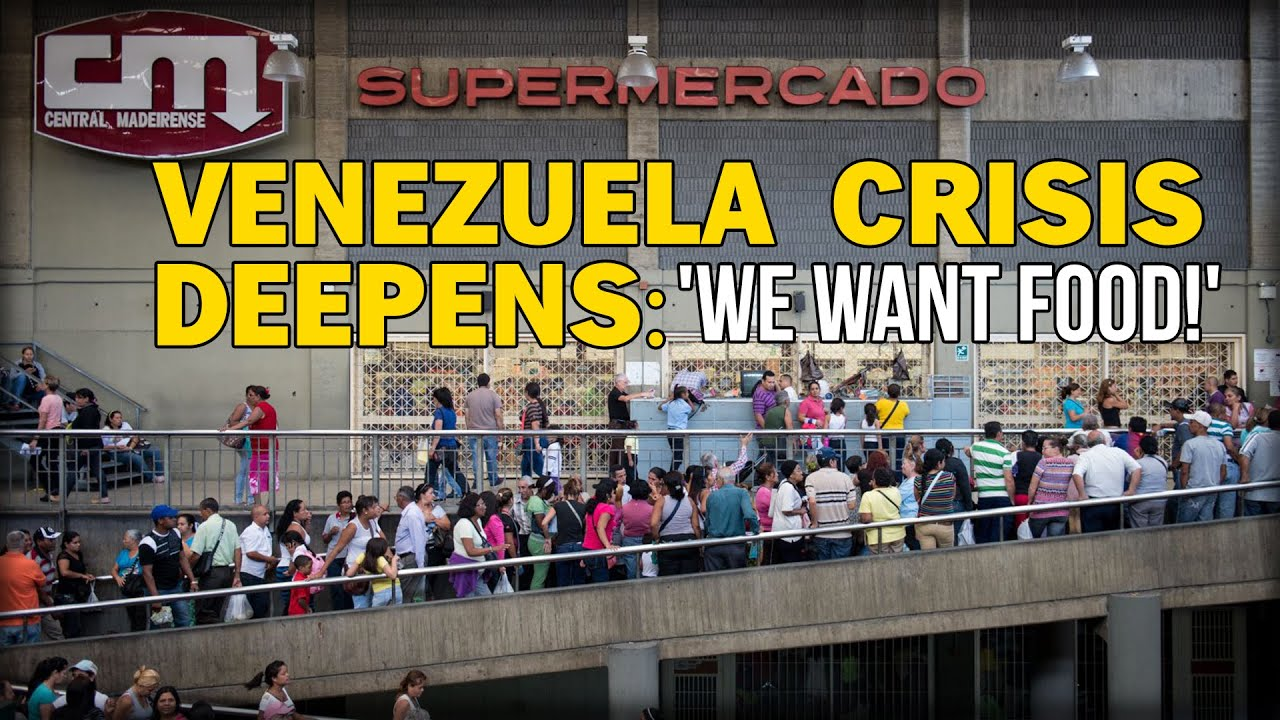 Image result for Food Crisis in Venezuela   Images