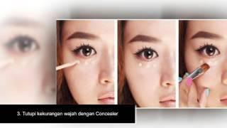 Video 7 Cara Pakai Foundation - Dari Light Hingga Full Coverage menggunakan Makeup Tool Berbeda download MP3, 3GP, MP4, WEBM, AVI, FLV Februari 2018