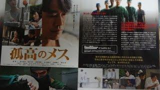 孤高のメス B 2010 映画チラシ 2010年6月5日公開 【映画鑑賞&グッズ探...