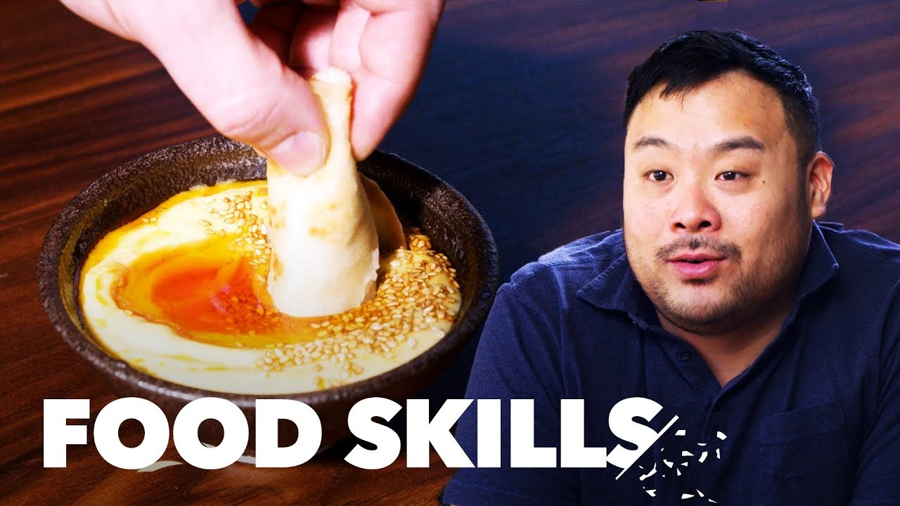 """Download David Chang Breaks Down """"Ugly Delicious"""" and Bing Bread   Food Skills"""