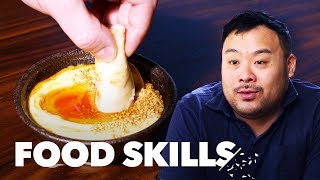 "David Chang Breaks Down ""Ugly Delicious"" and Bing Bread 