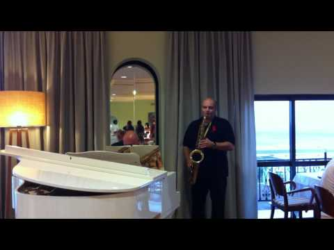 Yiannis Christodoulou DUO with Mike Klonaris 2011