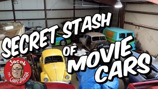 Secret Stockpile of Movie Cars - The Velvet Collection Car Museum