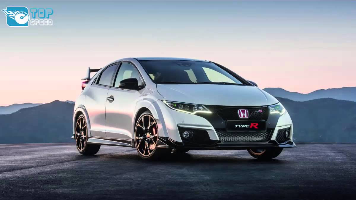 First Drive 2016 Honda Civic Type R Euro Spec
