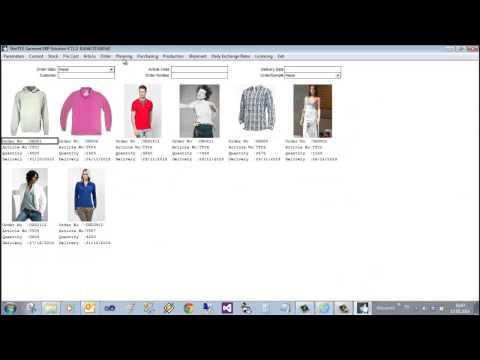 Startex Garment Textile Manufacturig ERP Software www.netadam.net- www.garmentsoftware.net