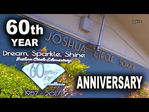 60th Anniversary Joshua Circle School