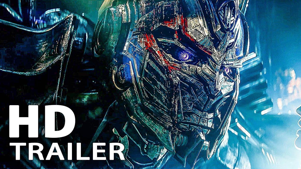 Transformers 5 Trailer German