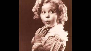Shirley Temple - I Love To Walk In The Rain 1938 Just Around the Corner