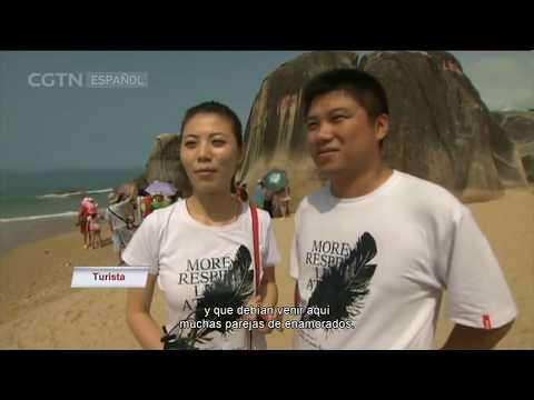Yacheng, lugar de destierro ASÍ ES CHINA 26/04/2017 Antiguos pueblos de China