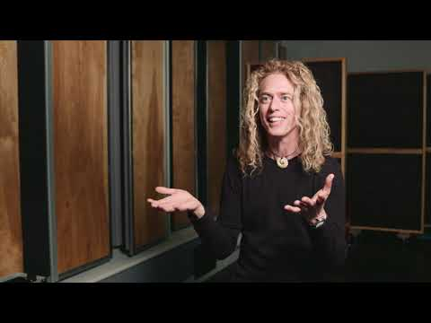 Phil Joel from Newsboys and Zealand on the road with the Quantum and Eris MTM Monitors!