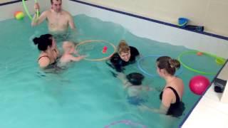 Учимся нырять-Обучение плаванию в бассейне в Минске для детей (Курсы,Секция,занятия)