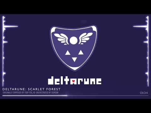 DeltaRune: Scarlet Forest | Crimzan's Orchestration