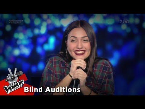 Κυριακή Σαχινίδου - Billie Jean | 10o Blind Audition | The Voice of Greece