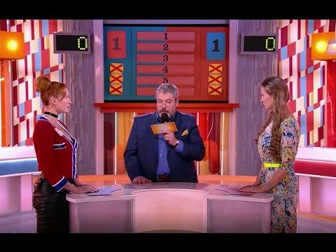 """Сто к одному Full HD 21.05.2017 """"Рыжие"""" VS """"Золотые"""""""