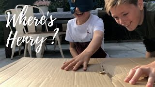 WHAT'S IN THE BOX ? | Where's Henry?
