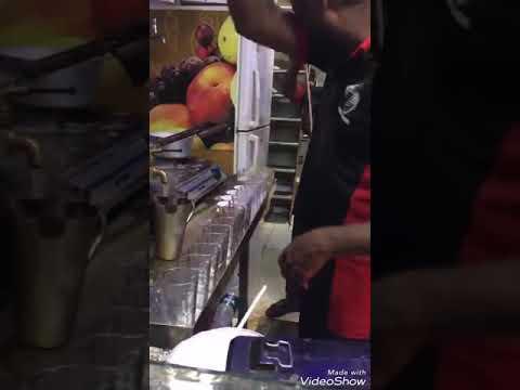 Fine Tea Abu Dhabi viral video