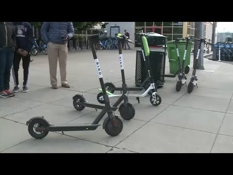 Kristina - Thousands of e-scooters will return to Portland streets in April