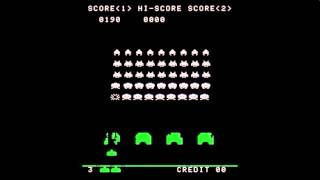 Space Invaders, 1978 Taito/Midway (20 From the '70s Part 1)