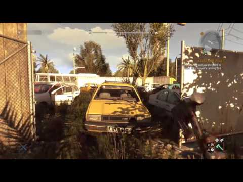 Ps4 Dying Light live Greece
