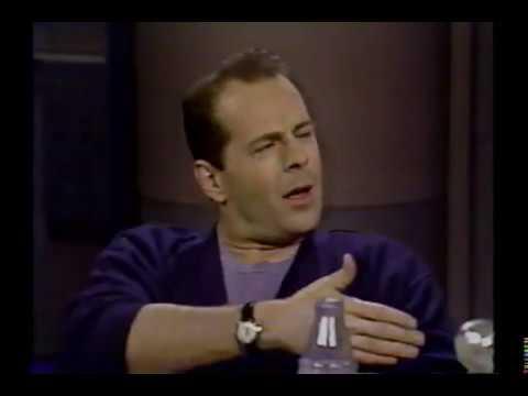 Download 1990 Bruce Willis interview (David Letterman)