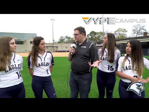 Second Baptist School: Softball Team